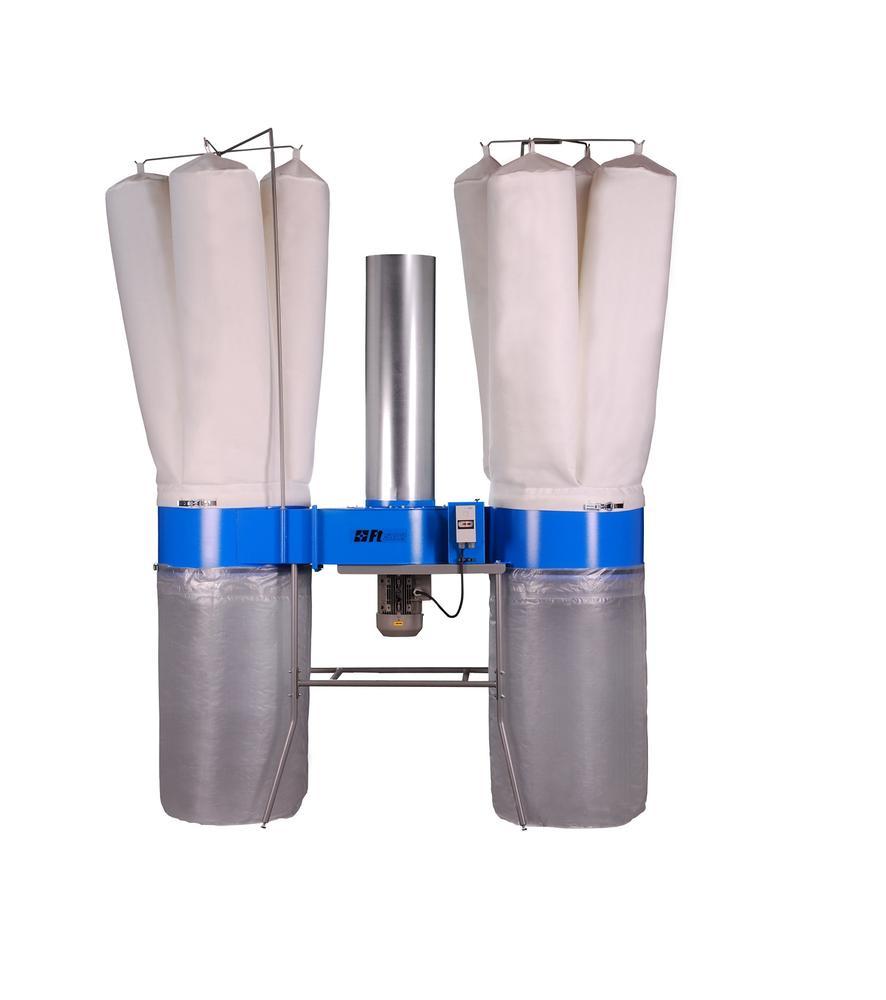 Acword Odsávací zařízení FT 502 - silonové odpadní vaky, odsavač ACword