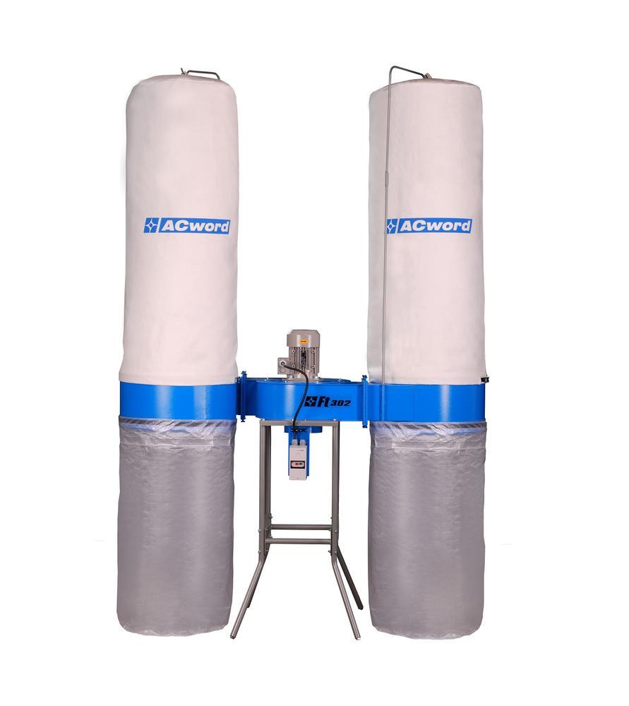 Acword Odsávací zařízení ft 302 - silonové odpadní vaky, odsavač acword