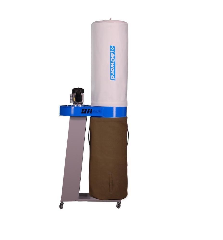 Acword Odsávací zařízení FT 100 - textilní odpadní vak, odsavač ACword