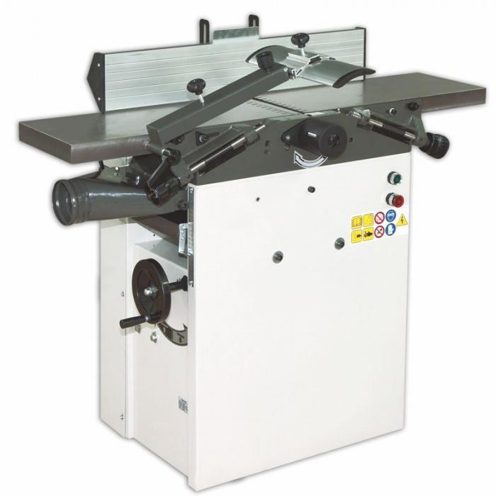 Proma Hp-250-3/230 - hoblovka s protahem a možností dlabacího zařízení