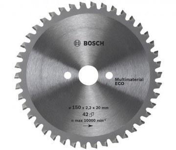 Bosch Pilový kotouč Multimaterial ECO 160x20/16x2,5 42TFZ