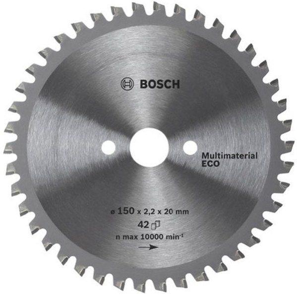 Bosch Pilový kotouč Multimaterial ECO 190x20/16x2,5mm 54TFZ