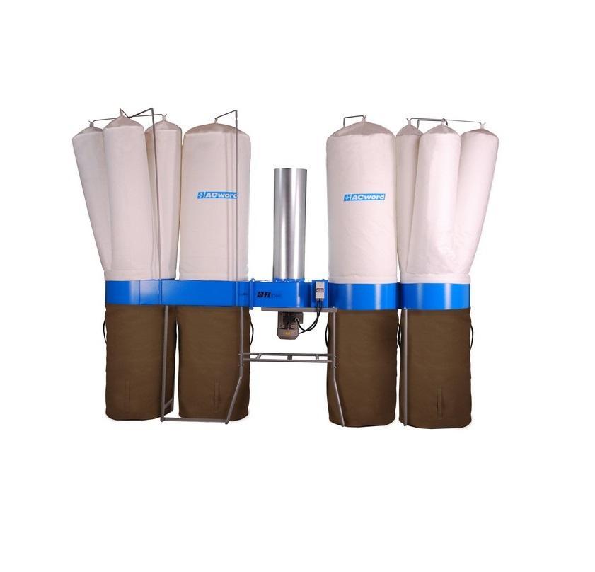 Acword Odsávací zařízení FT 504 - textilní odpadní vaky, odsavač ACword