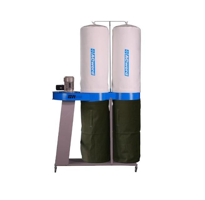 Acword Odsávací zařízení FT 202 - textilní odpadní vaky, odsavač ACword