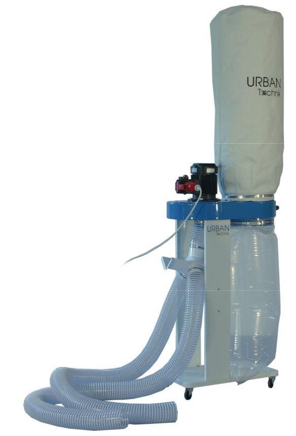 Urban Odsávací zařízení U-2000 antistatické