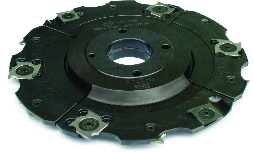 Rh+ Fréza drážkovací stavitelná DFST-4, 4-7,5 mm