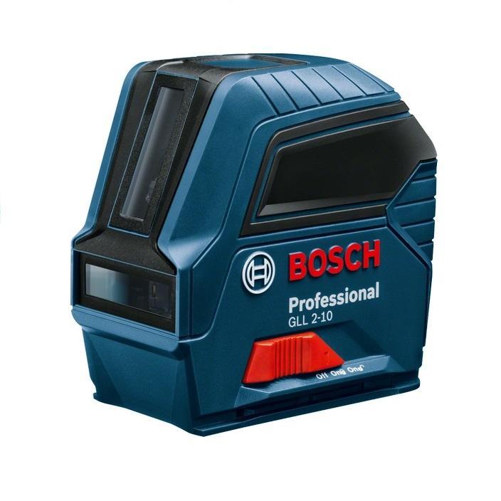 Bosch Laser křížový box gll 2-10