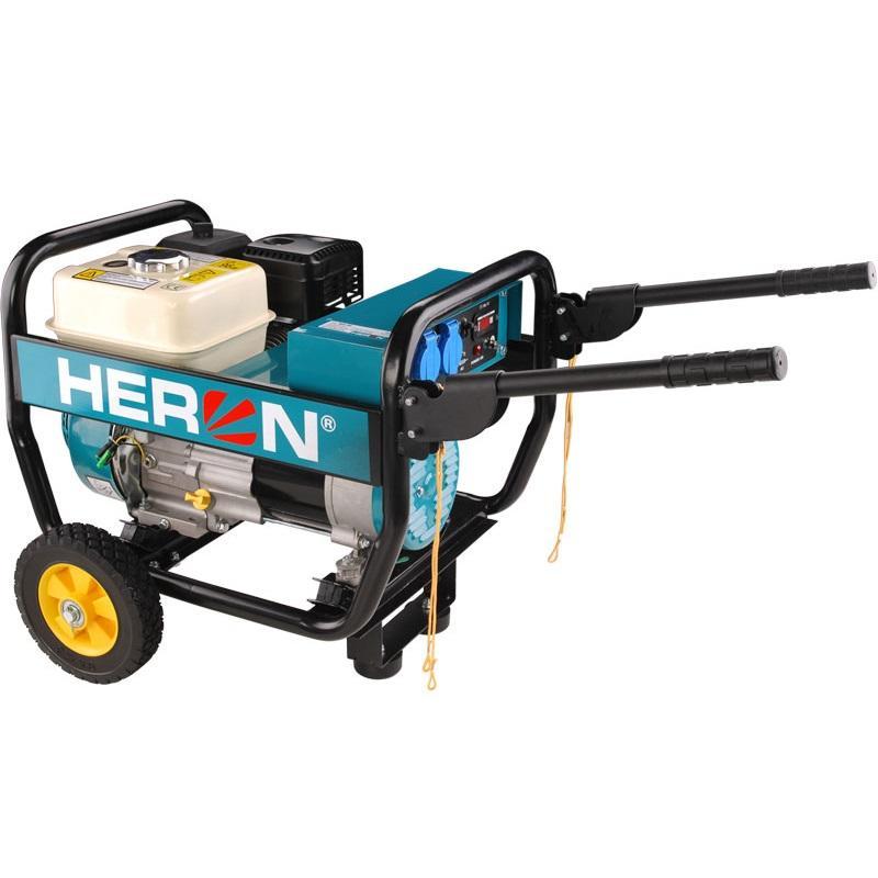 Heron Elektrocentrála benzínová 6,5HP, EGI 30