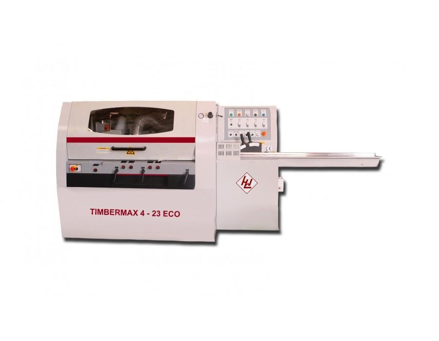 Winter Čtyřstranná profilovaní frézka TIMBERMAX 4-23 ECO