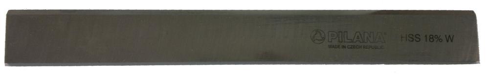 Pilana nůž hoblovací 310x30x3 hls 13% Rojek s drážkami