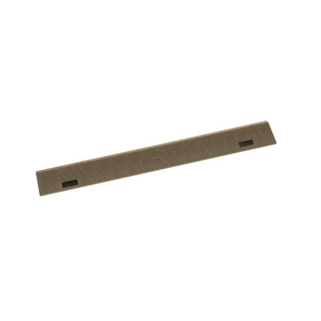 Pilana Nůž hoblovací 410x30x3 13%Cr Rojek s drážkami