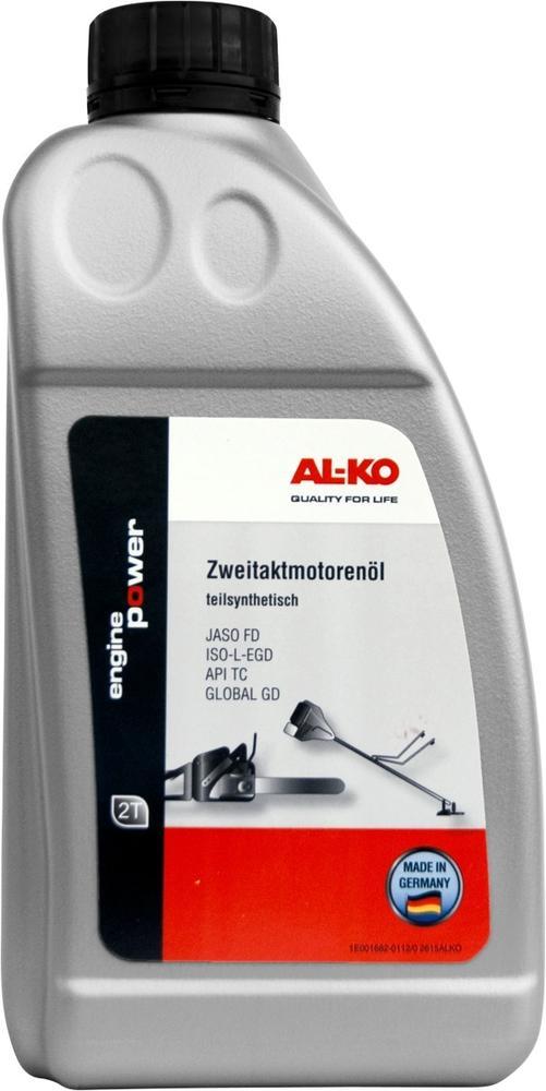 Alko Olej 2-Takt pro motorové kosy / pro řetězy 1,0l