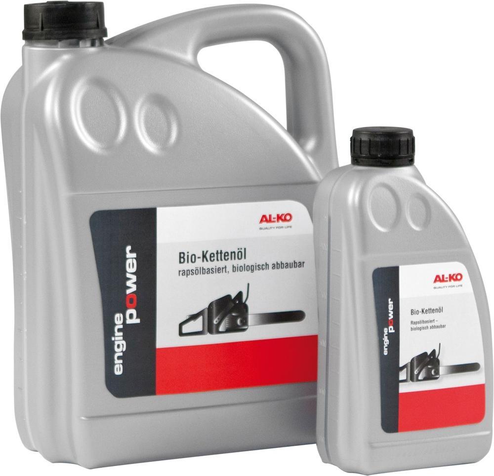 Alko Olej na řetězy pro řetězové pily 1,0l bio
