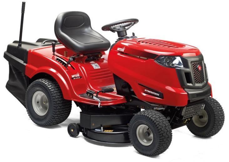 Mtd travní traktor se zadním výhozem LE 180/92 H