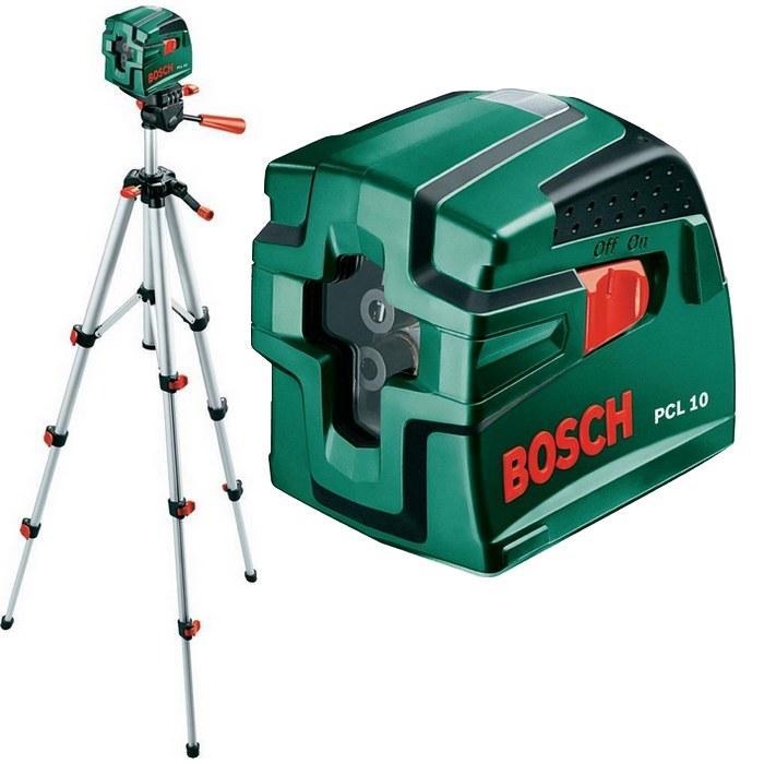 Bosch Křížový laser PCL 10 set