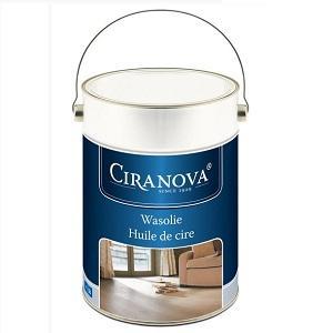 Ciranova Olej voskový na dřevěné podlahy bezbarvý 5l