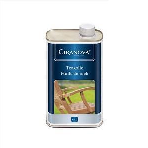 Ciranova Týkový olej, balení 1 lt