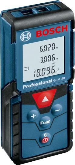 Bosch Laserový měřič GLM 40 professional
