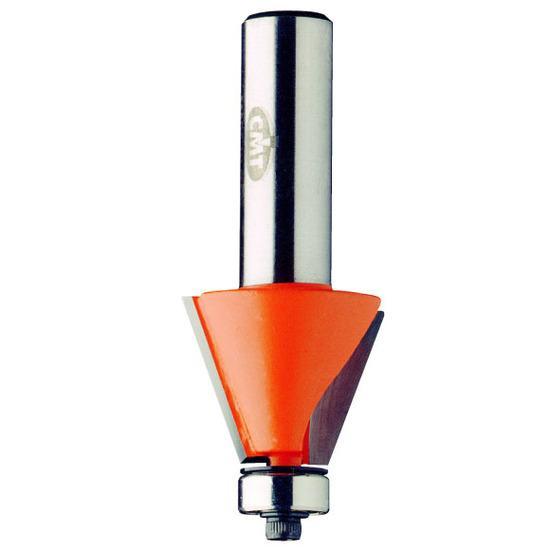 Cmt C936 Úhlová fréza s ložiskem - 15° d19x11,5 s=8 hm