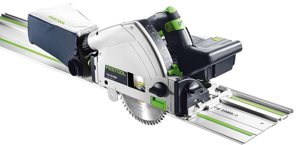 Festool Tsc 55 reb-plus/xl-fs li