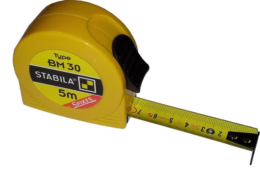 Stabila Metr svinovací bm30 5m