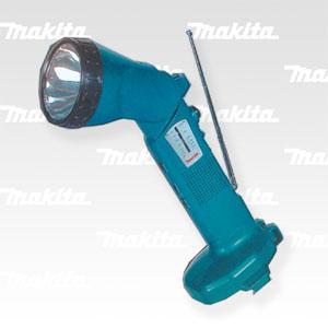 Makita Aku svítilna se zabudovaným rádiem ML124