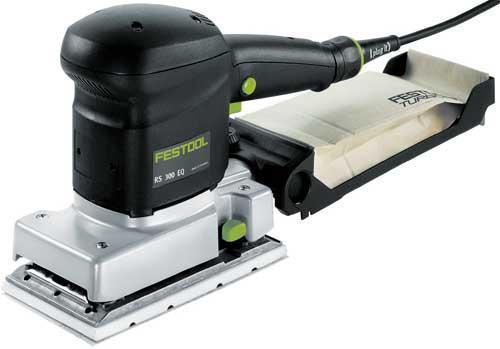 Festool Vibrační bruska RS 300 EQ-Plus