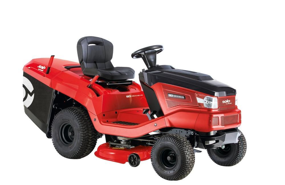 Alko Zahradní traktor Solo by AL-KO T 15-105.6 HD-A
