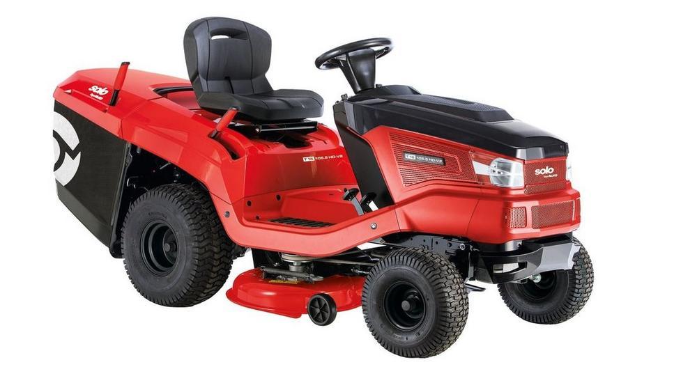 Alko Zahradní traktor Solo by AL-KO T 16-105.6 HD V2
