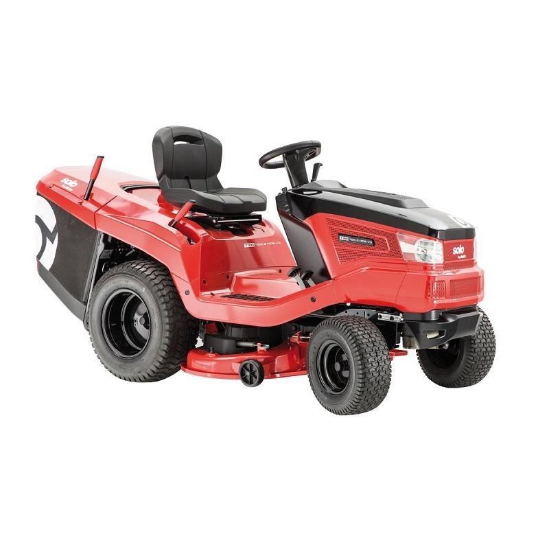 Alko Zahradní traktor Solo by AL-KO T 20-105.6 HD V2
