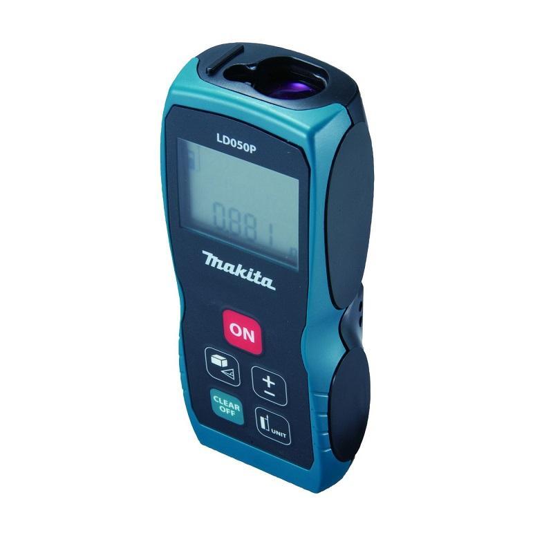 Makita Laserový měřič vzdálenosti (dálkoměr) LD050P