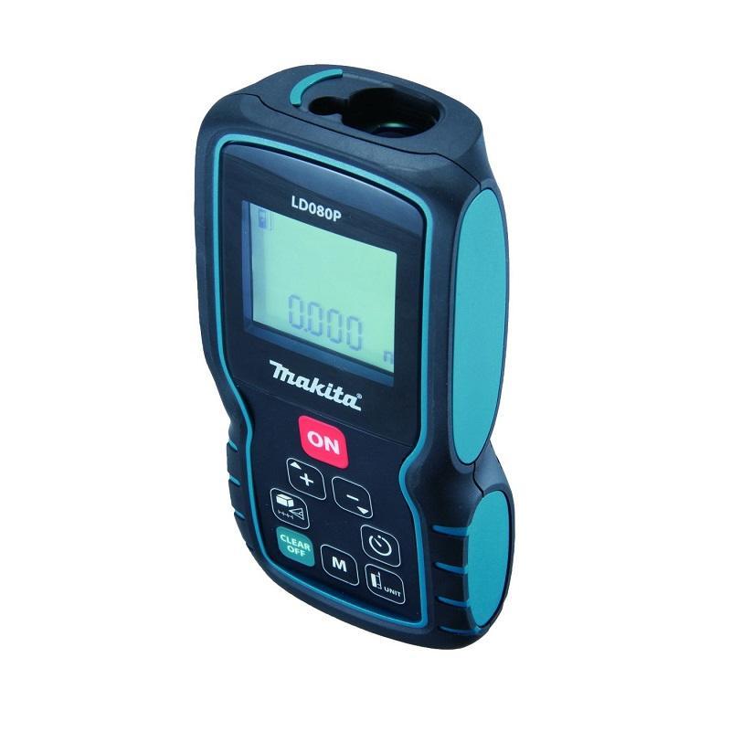 Makita laserový měřič vzdálenosti LD080PI