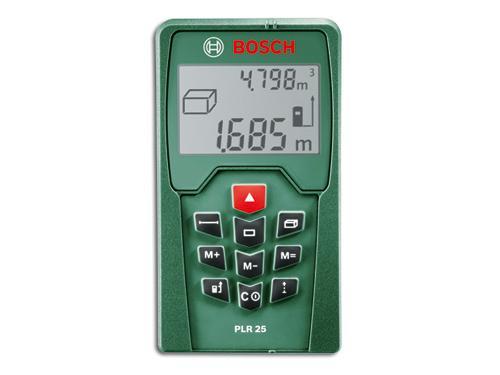 Bosch Laserový měřič PLR 25