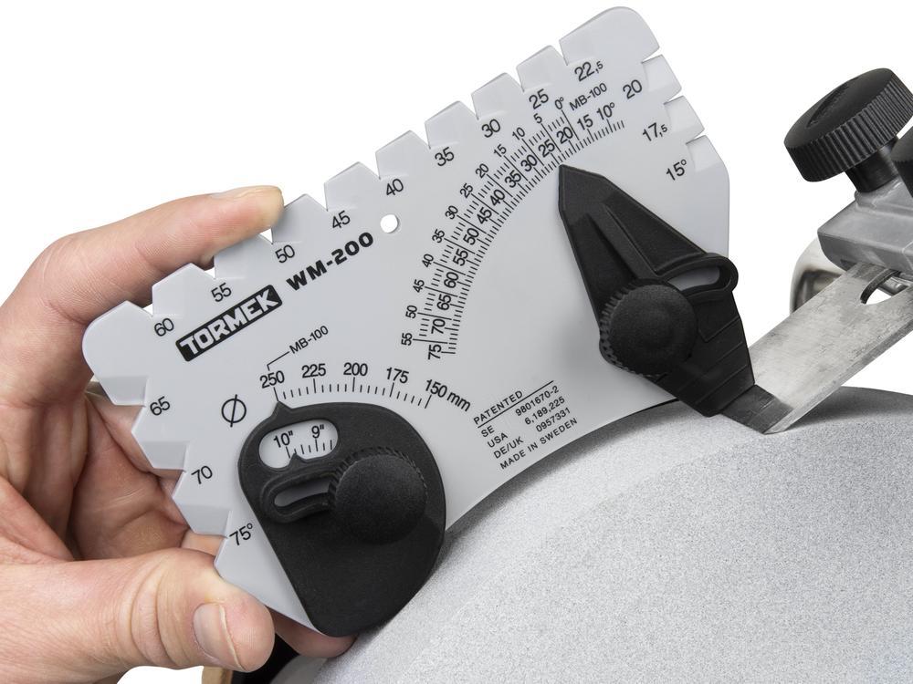 Tormek Měrka úhlů WM-200 základní