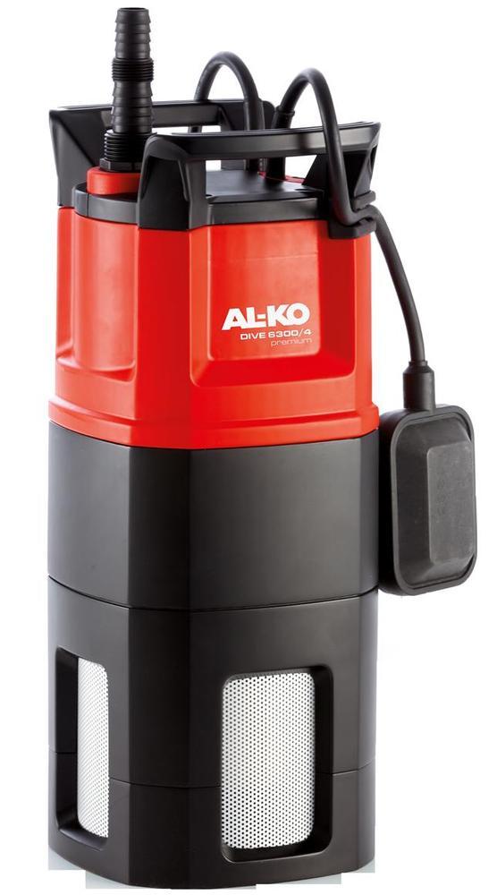 Alko Ponorné tlakové čerpadlo AL-KO DIVE 6300/4
