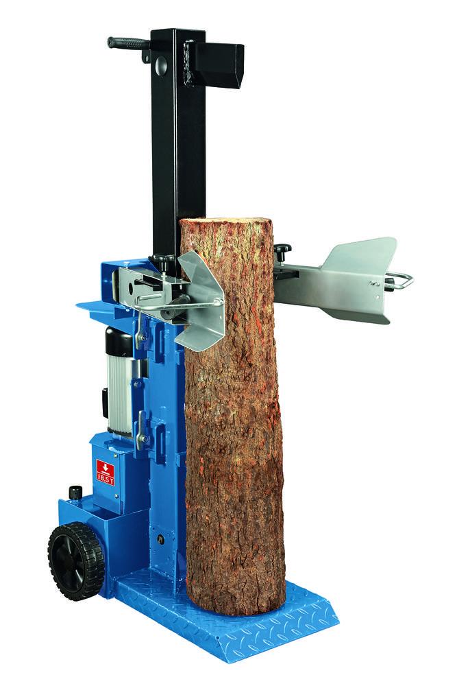 Scheppach Hydraulický štípač dřeva HL 850