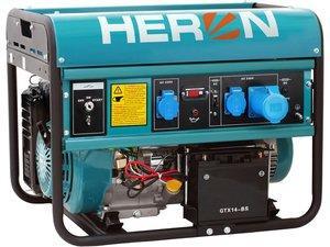 Heron Elektrocentrála EMG 68 AVR-1E 7kW