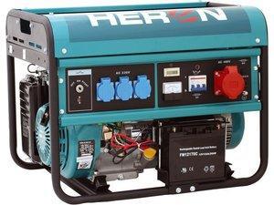 Heron Elektrocentrála EGM 60 AVR-3E 6kW