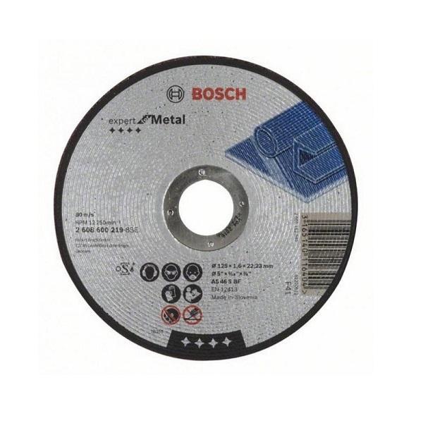 Bosch Kotouč řezný 125/1.6 kov