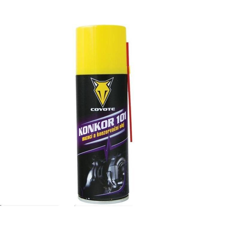 Coyote Konzervační olej COYOTE Konkor 101 400ml