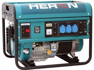Heron Elektrocentrála EGM 55 AVR-1 5,5kW 230V