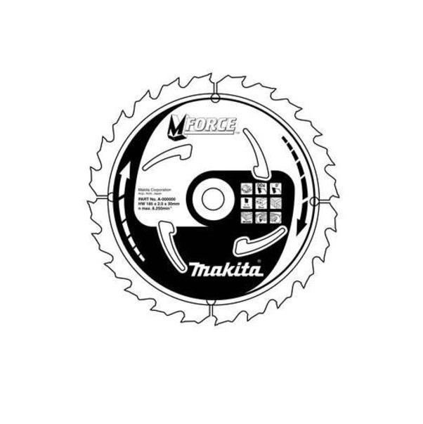 Makita Pilový kotouč 260x30 40z