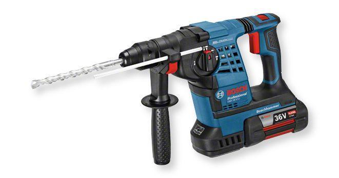 Bosch Aku vrtací kladivo GBH 36 V-LI Plus Professional