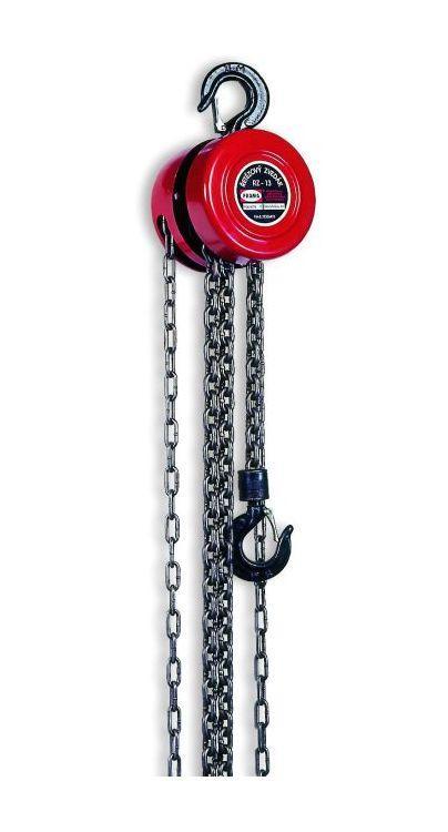 Proma Řetězový kladkostroj RZ-13 0,75 t x 3 m