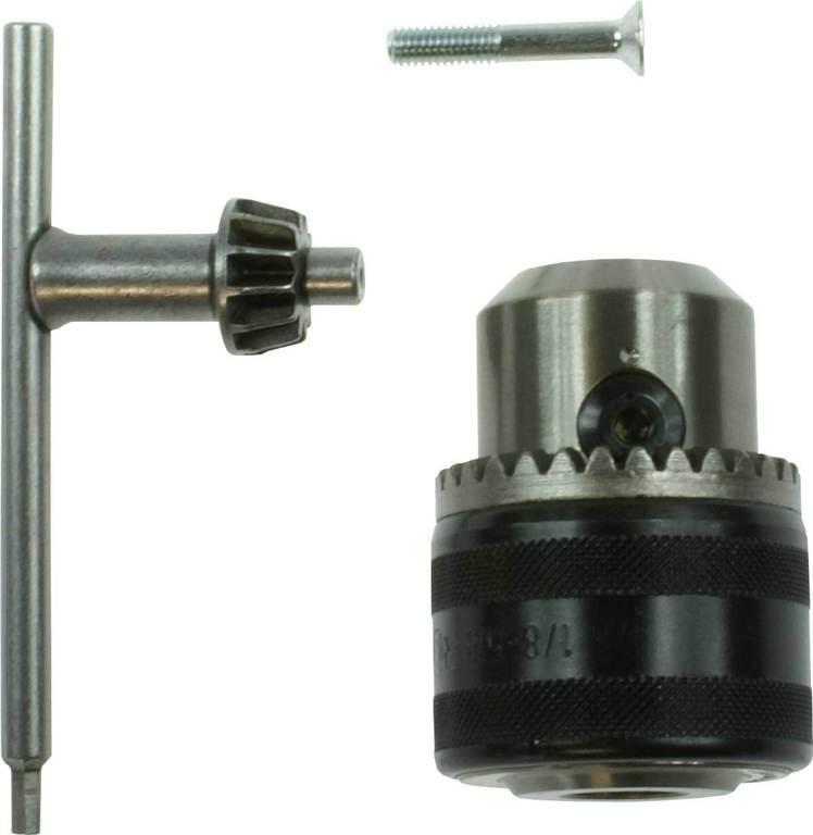 Narex Zubové sklíčidlo s kličkou CC 16-5/8 S