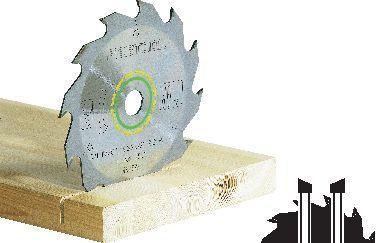Festool Pilový kotouč do okružních pil 350x3,5x30 W24