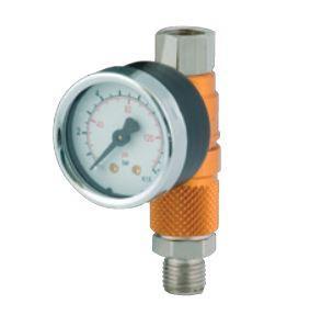 Inaircom Regulátor tlaku s manometrem k nářadí