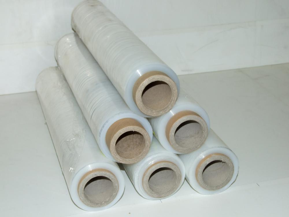 Tart Folie balící stretch šíře 50 cm x 2,0kg / 23µm transparentní - v balení 6ks