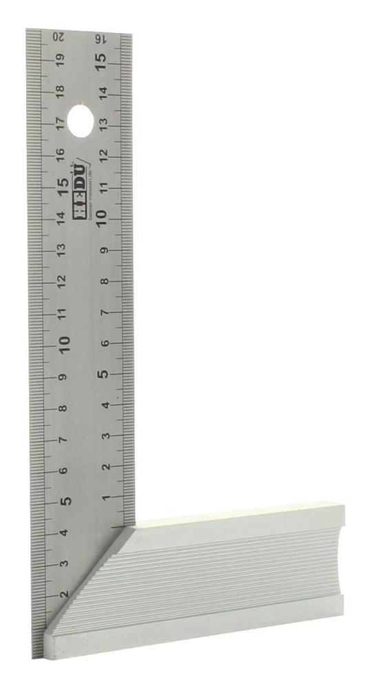 Hedue úhelník hliníkový 200mm