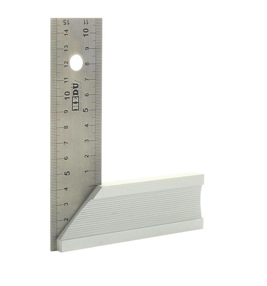 Hedue úhelník hliníkový 150mm